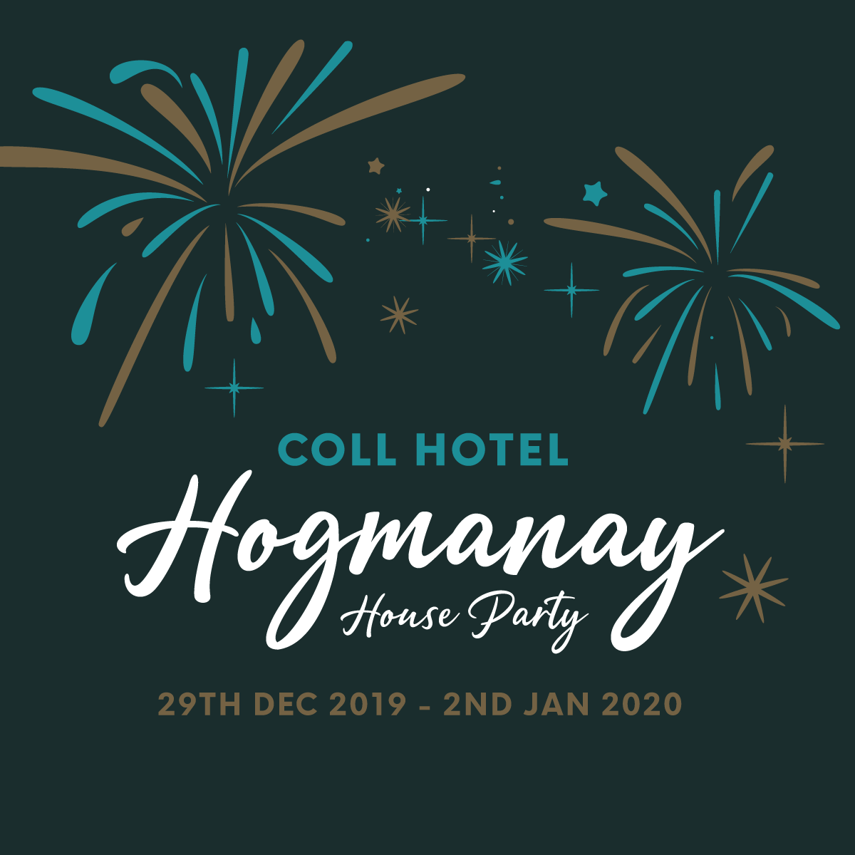 Coll Hotel Hogmanay House Party