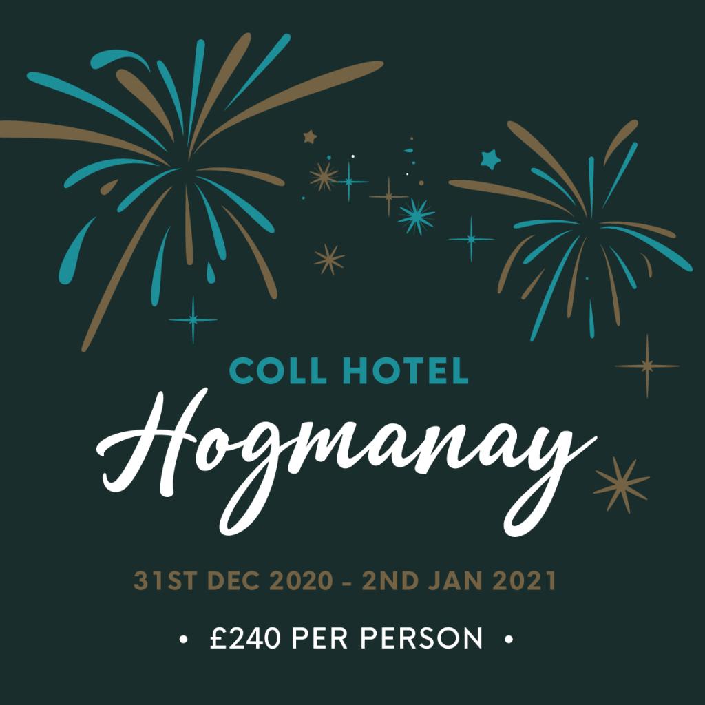 Coll Hotel Hogmanay