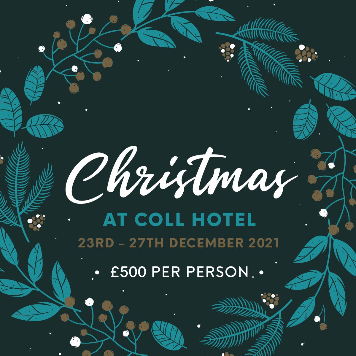 Coll Hotel Christmas