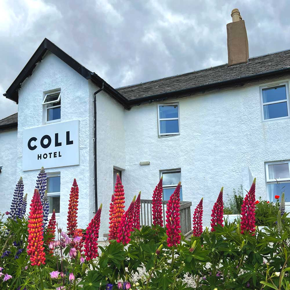 Coll Hotel Garden